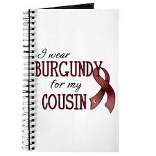 Wear Burgundy - Cousin Journal