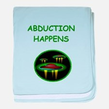 abduction t-shirts Infant Blanket