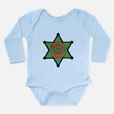 Grady Sheriff Swat Long Sleeve Infant Bodysuit