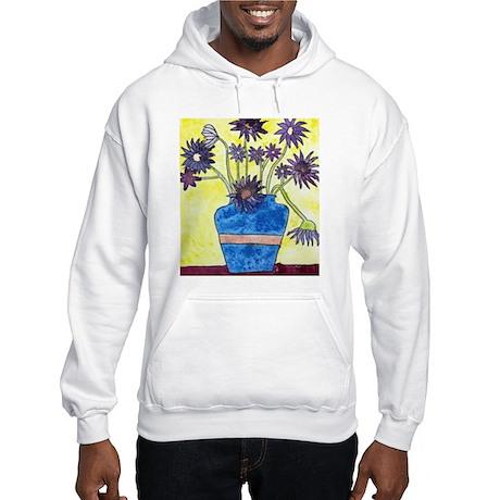Abby H's Flower Vase Hooded Sweatshirt