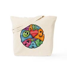 Make Love Not War -mc Tote Bag