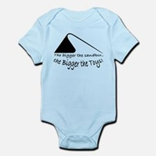 Bigger the Sandbox Infant Bodysuit