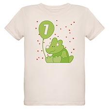 Baby Dino First Birthday T-Shirt