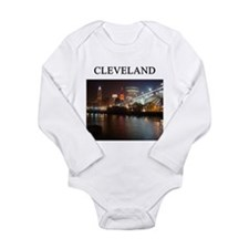 cleveland gifts t-shirts pres Long Sleeve Infant B