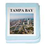 tampa bay gifts and t-shirts Infant Blanket