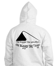 Bigger the Sandbox Hoodie