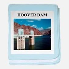 hoover dam gifts and t-shirts Infant Blanket