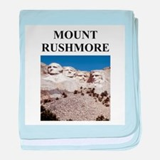 mount rushmore gifts and t-sh Infant Blanket