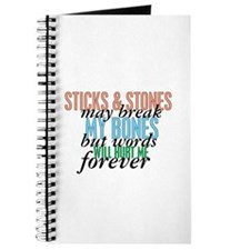 Sticks and Stones Journal
