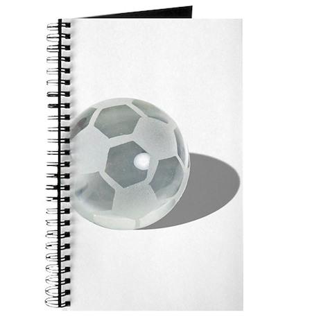 Soccer Crystal Ball Journal