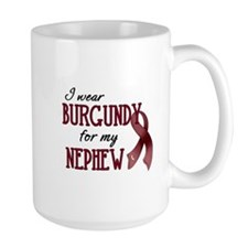 Wear Burgundy - Nephew Mug