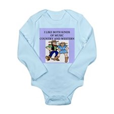 line dancing gifts t-shirts Long Sleeve Infant Bod