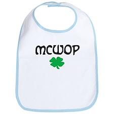 McWop Bib