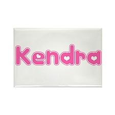 """Kendra"" Rectangle Magnet"