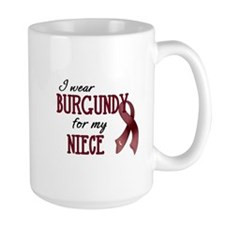 Wear Burgundy - Niece Mug