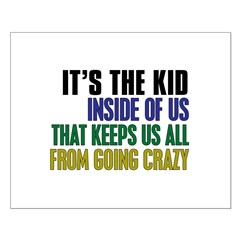 The Kid Inside Us Posters
