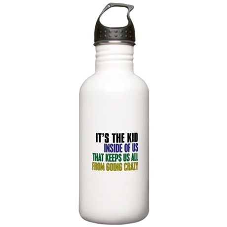 The Kid Inside Us Stainless Water Bottle 1.0L