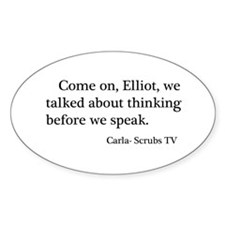 Thinking Before We Speak Quot Decal