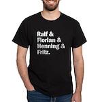 Nu-School Black T-Shirt