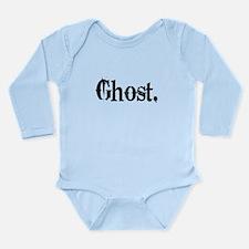 Grunge Ghost Long Sleeve Infant Bodysuit