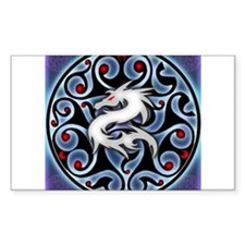 Fierce Dragon Decal