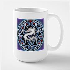 Fierce Dragon Mug