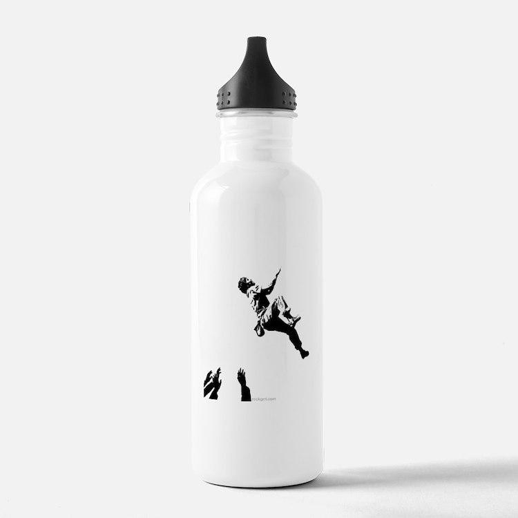Bouldering Water Bottle