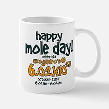 Happy Mole Day ! Mug