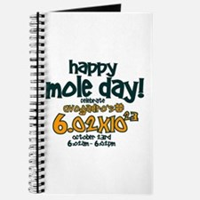 Happy Mole Day ! Journal