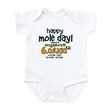 Happy Mole Day ! Infant Bodysuit