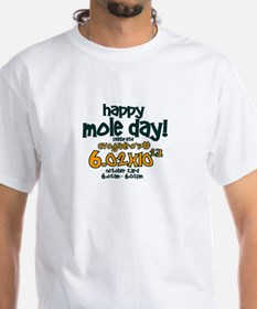 Happy Mole Day ! Shirt