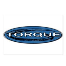 Torque Club Postcards (Package of 8)