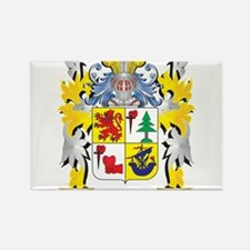 Shaw Family Crest - Coat of Arms Magnets