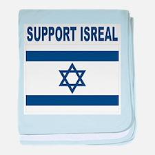 Support Isreal Infant Blanket