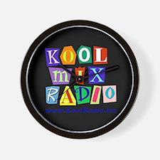 Kool Mix Radio - Wall Clock