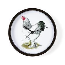 Brahma Light Rooster Wall Clock
