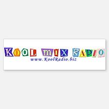Kool Mix Radio - Bumper Bumper Bumper Sticker