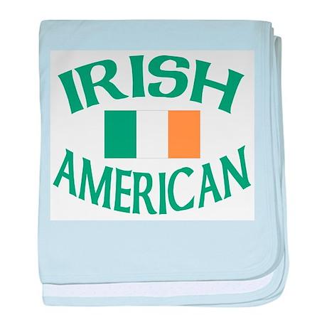 Irish American Infant Blanket