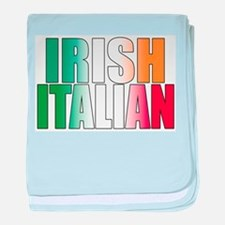 Irish Italian Infant Blanket