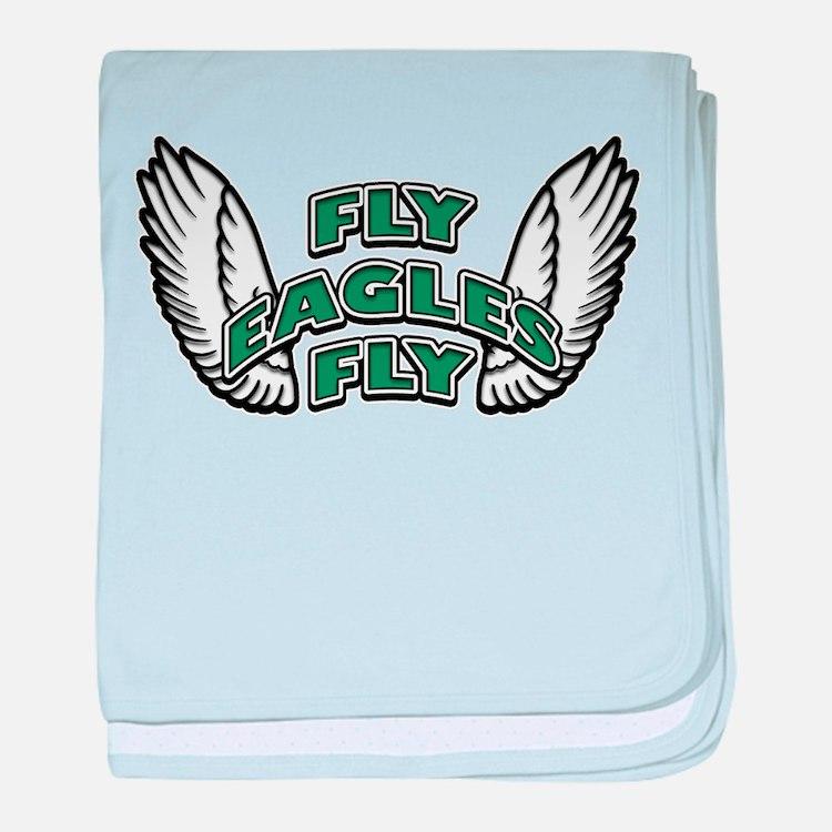 Fly Eagles Fly! Infant Blanket