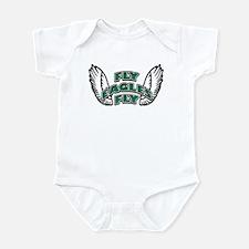Fly Eagles Fly! Infant Bodysuit
