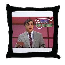 "Ian ""The Apex"" Throw Pillow"