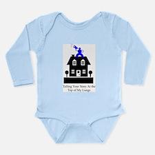 Telling Your Story Long Sleeve Infant Bodysuit