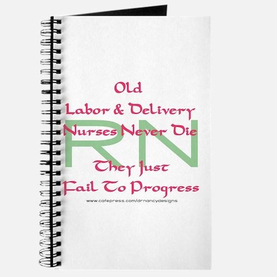Old L&D Nurses Never Die' Journal