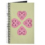 Bijii Heartknot Journal