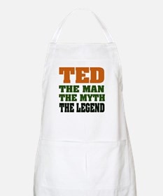 TED - The Legend BBQ Apron