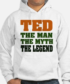 TED - The Legend Hoodie