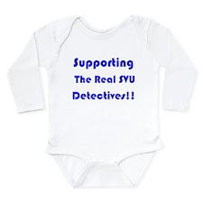 Cute Law order svu Long Sleeve Infant Bodysuit