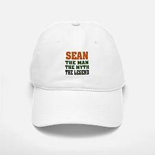 SEAN - The Legend Baseball Baseball Cap