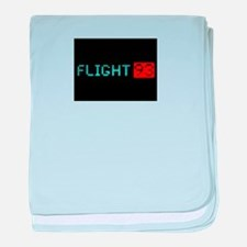Remembering Flight 93 Infant Blanket